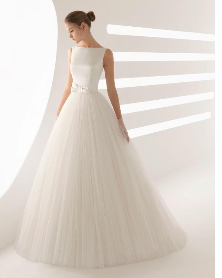 vestido de noiva tule