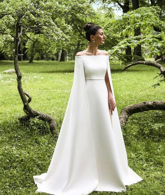 tendencias de vestido de casamento