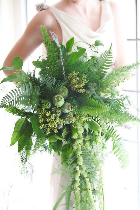 tendencias de Bouquet de casamento