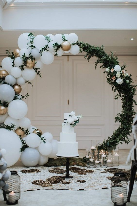 ideias de decoração criativa para casamento