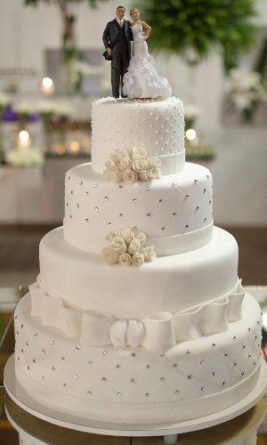 ideias de bolo para casamento